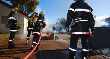 action des pompiers