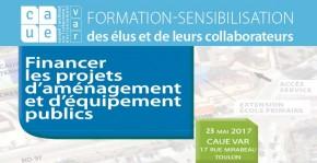 Financer les projets d'aménagement et d'équipement publics - 2ème session