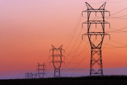 Pylônes électriques