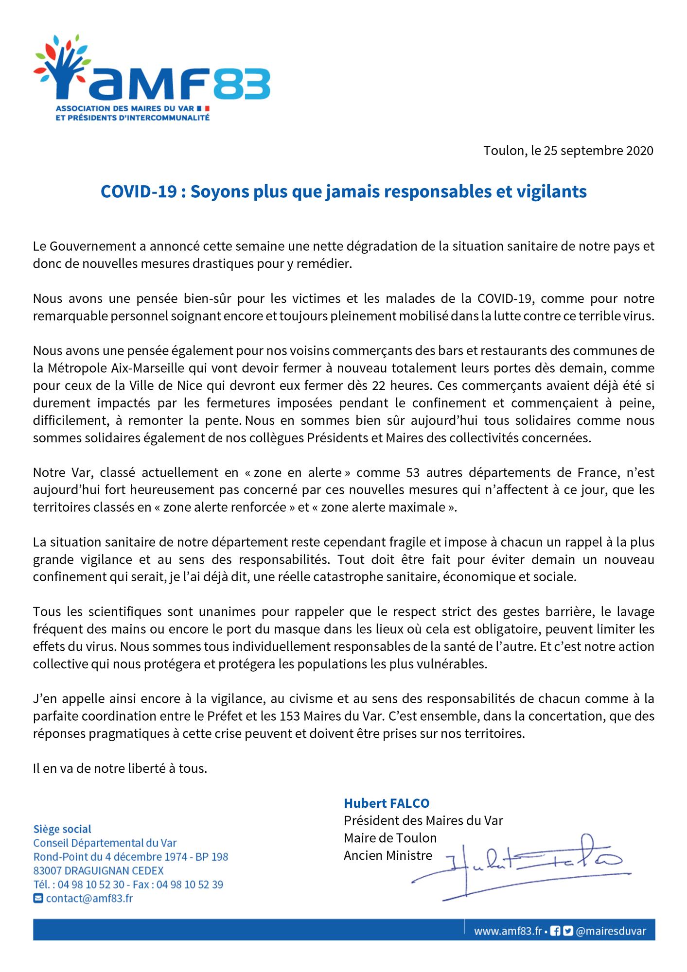 2020.09.25---Nouvelles-mesures-COVID19---Communiqué-d'Hu_bert-FALCO