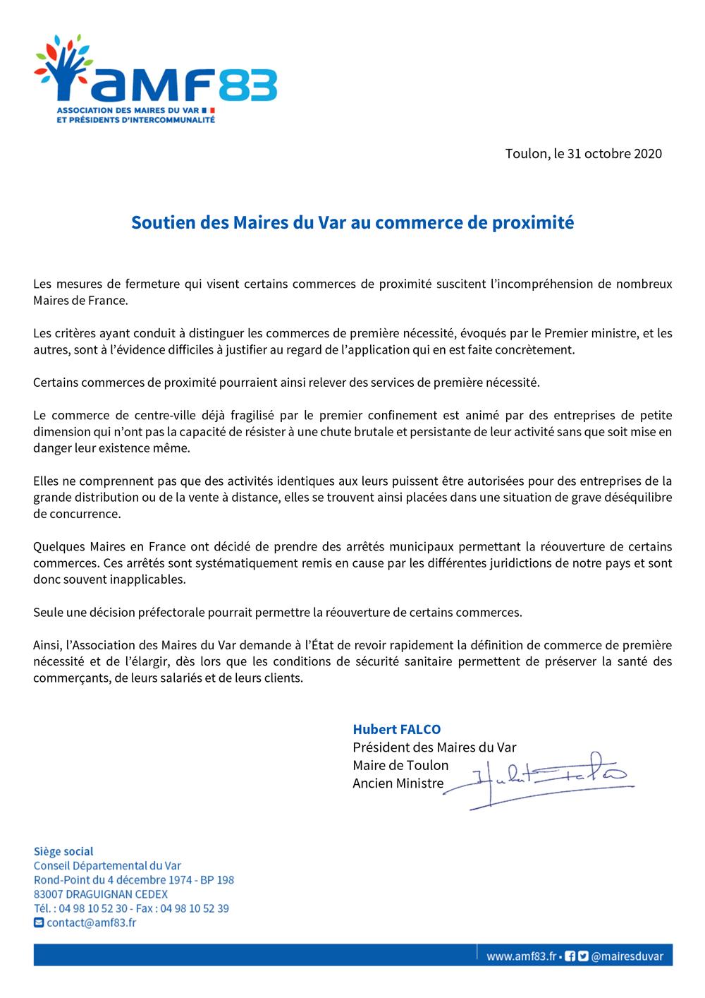 2020.10.31---Soutien-au-Commerce-de-Proximité---Communiq_ué-d'Hubert-FALCO